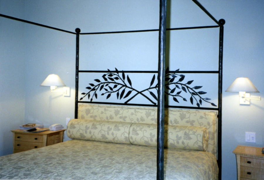 wrought iron bed frame - Wrought Iron Bed Frames