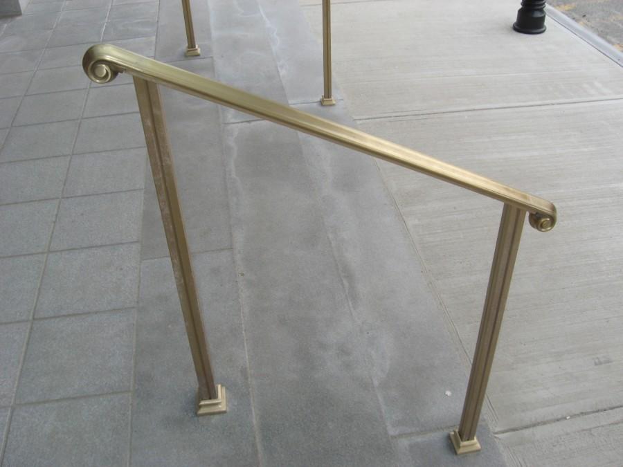 Mahaiwe Brass Rails