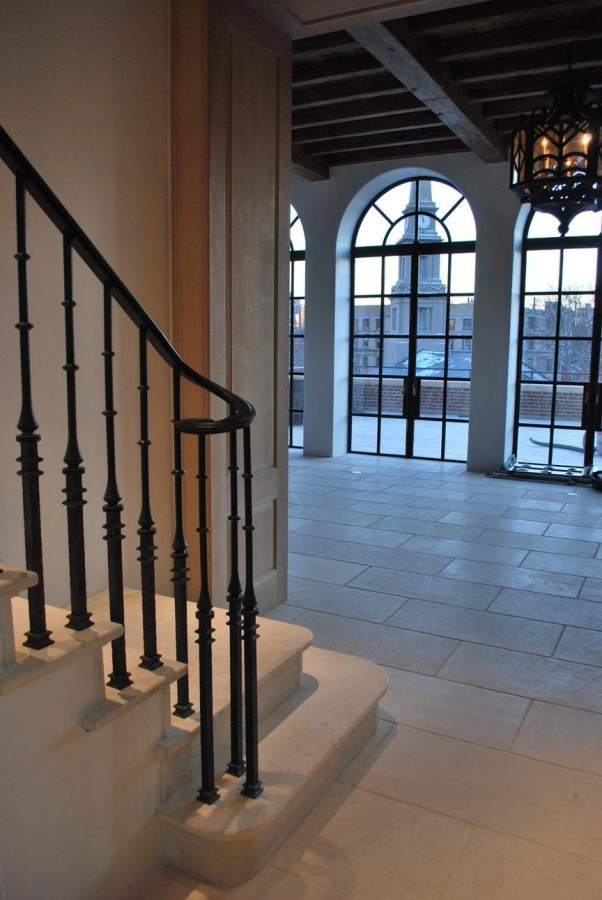Custom Wrought Iron Railings By Master Architectural